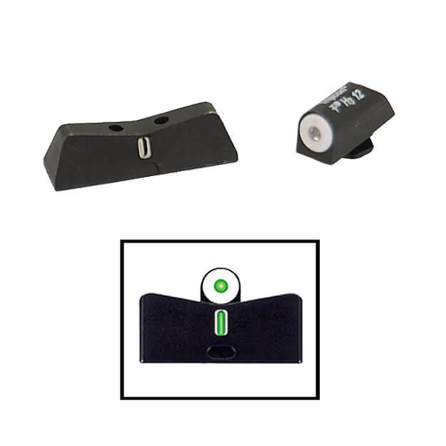 XS 24/7 Big Dot Tritium Express Set for Glock 9/40