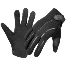 Hatch PPG2 Black Armor Tip Puncture Gloves w/ Kevlar