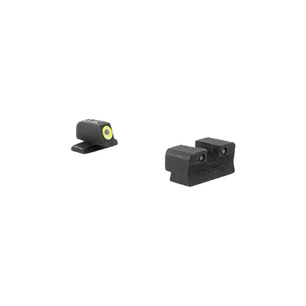 Trijicon SIG HD Night Sight Set - Yellow Front Outline