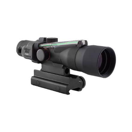 Trijicon TA33-C-400129 Compact ACOG 3x30 Dual Illuminated Green Horseshoe/Dot .223 Ballistic Reticle