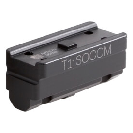 American Defense B2 Risor for Aimpoint Micro T1 - SOCOM Height