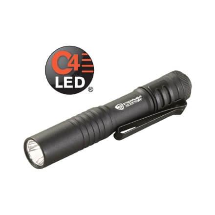 Streamlight MicroStream Black- White LED