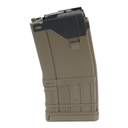 Lancer L5AWM 5.56mm 20rd Mag Opaque - Dark Earth