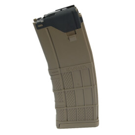 Lancer L5AWM 5.56mm 30rd Mag Opaque - Dark Earth