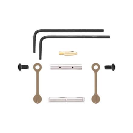 KNS AR15 Gen 2 Mod 2 Non-Rotating Trigger/Hammer Pins .154 - Dark Earth