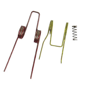 JP Fire Control Components Enhanced Ignition Reliability Spring Kit w/ Red Hammer Spring