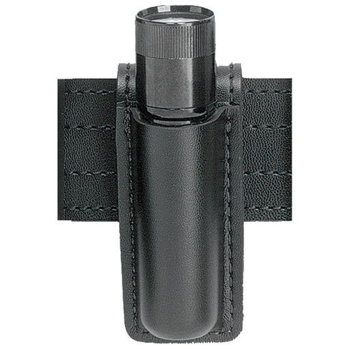 Safariland 306 Open Top Mini Flashlight Carrier Streamlight Strion With Poly Grip Plain Black