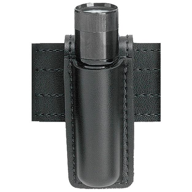 Safariland 306 Open Top Mini Flashlight Carrier Streamlight Strion With Poly Grip Plain Black