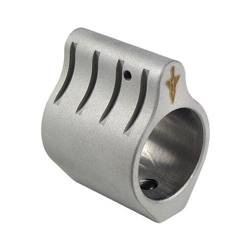 VLTOR Set Screw Gas Block .750 Bore - Stainless