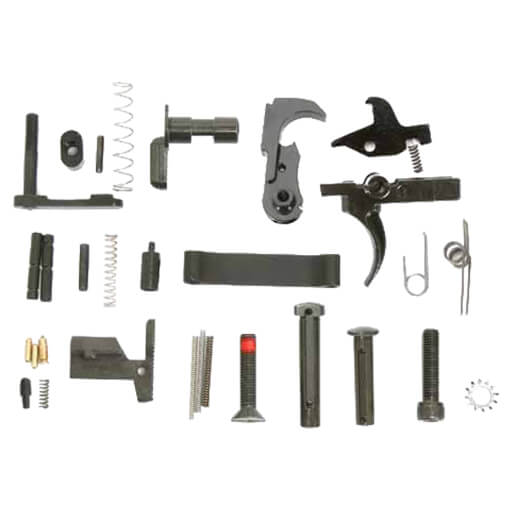 Armalite AR-10 Lower Receiver Parts Kits w/ Single Stage Trigger