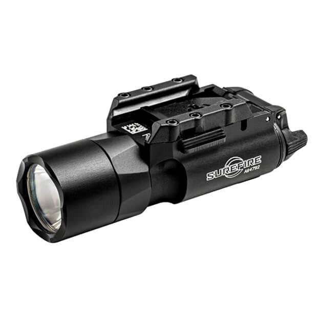 Surefire X300U-A Ultra LED Weaponlight 1,000 Lumens - Rail Lock - Black