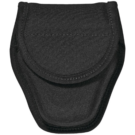 Bianchi Accumold 7300 Covered Handcuff Case w/ Hidden Snap - Size 2