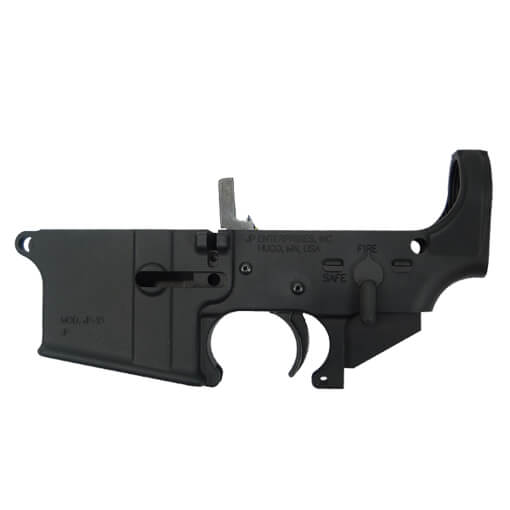 JP JP-15 Forged Lower Receiver w/ JP Fire Control Package 3-3.5LB Trigger Pull