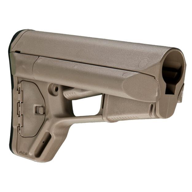 MAGPUL ACS/Adaptable Carbine Storage Stock Mil-Spec Model - Dark Earth