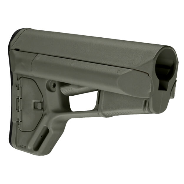 MAGPUL ACS/Adaptable Carbine Storage Stock Mil-Spec Model - Olive Drab Green