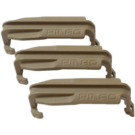 MAGPUL Gen2 Dust Cover 3 Pack - Dark Earth