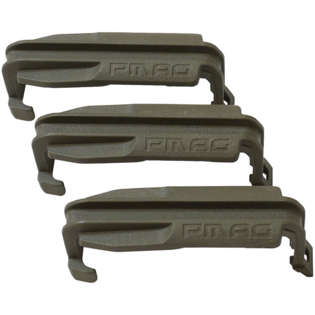 MAGPUL Gen2 Dust Cover 3 Pack - Olive Drab Green