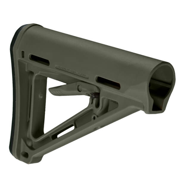 MAGPUL MOE Carbine Stock MilSpec Model - Olive Drab Green