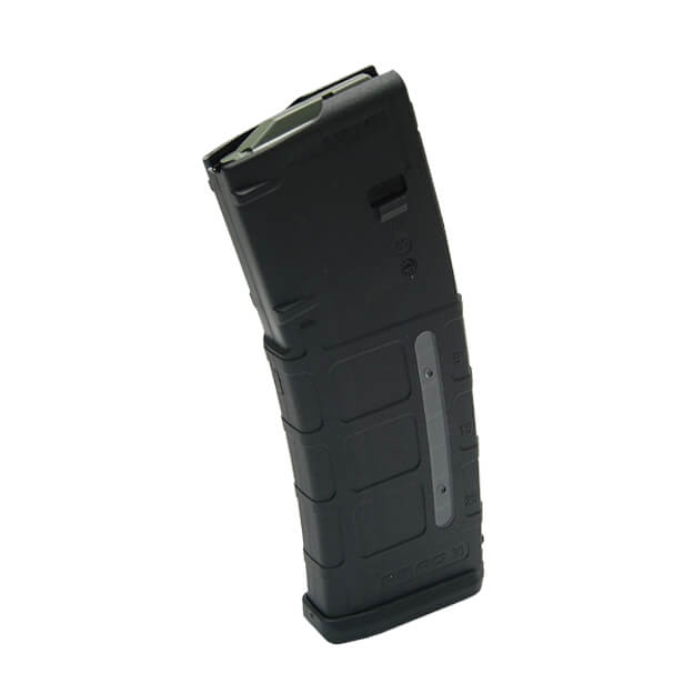 MAGPUL PMAG 30rd W/ Window GEN M2 - Black