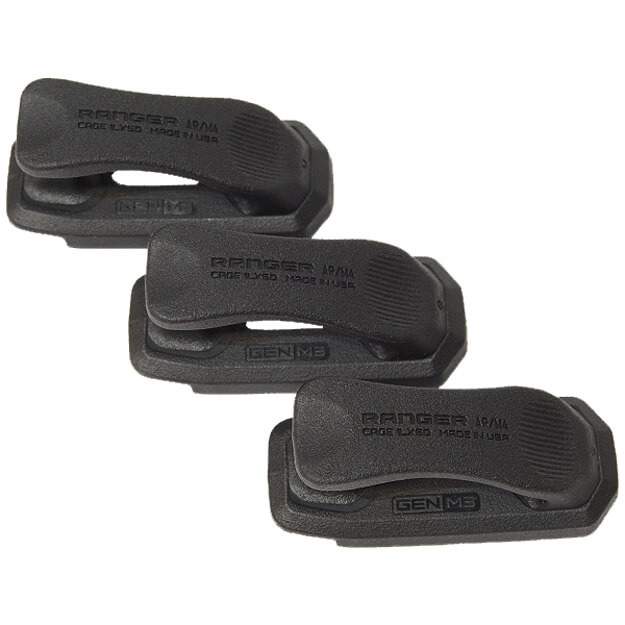 MAGPUL PMAG Ranger Plate 3 Pack for 5.56mm Gen M3 Mags