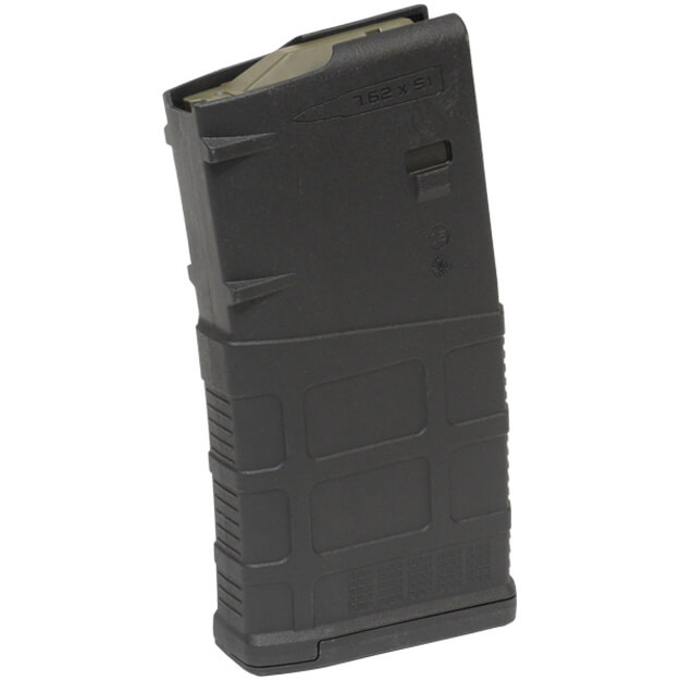 MAGPUL PMAG 20rd 7.62 LR/SR Gen M3 Magazine - Black