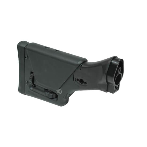 MAGPUL PRS-G3 Precision Stock For HK91, G3 w/ Standard Rubber Buttpad