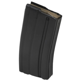DSG Black Teflon 5.56mm 20rd Magazine w/ MAGPUL Anti-tilt Follower
