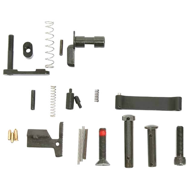 Armalite AR-10 Lower Receiver Parts Kits - No Trigger Group