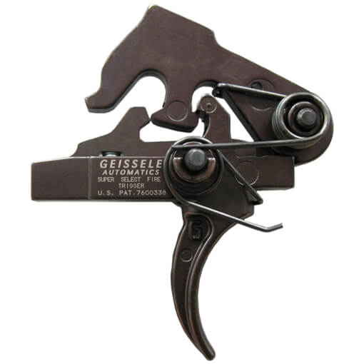 Geissele Super Select-Fire SSF Two Stage Trigger