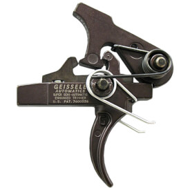 Geissele Super Semi-Automatic Enhanced SSA-E Two Stage Trigger