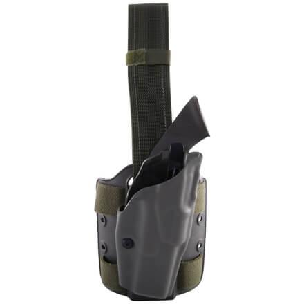 Safariland 6354 Drop Leg Holster w/ Light - Glock 17/22 - Right Hand