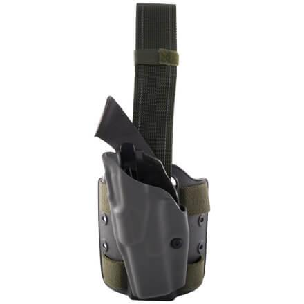Safariland 6354 Drop Leg Holster w/ Light - Glock 17/22 - Left Hand
