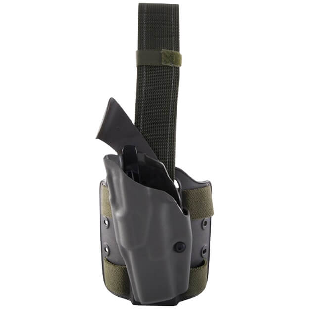Safariland 6354 Drop Leg Holster w/ Light - Glock 17/22 - Left Hand