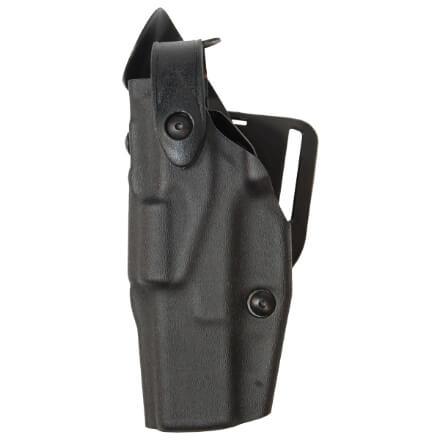 Safariland 6360 ALS Lv III Mid Ride UBL Holster - STX Tac Black P220R - Left Hand