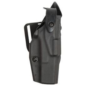 Safariland 6360 ALS Lv III Mid Ride UBL Holster - STX Tac Black Glock 17, 19 22, 23 - Right Hand