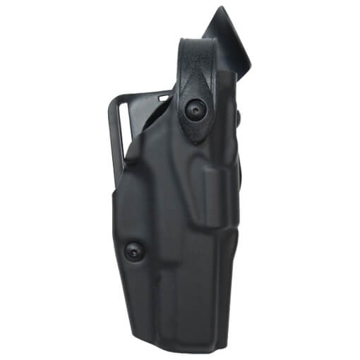Safariland 6360 ALS Lv III Mid Ride UBL Holster- STX Plain Black Glock 34, 35 - Right Hand