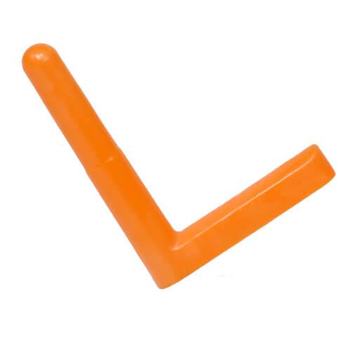 223 Chamber Flag w/ Lanyard Hole - Orange