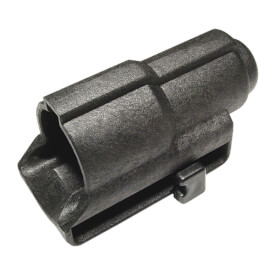 Surefire Flashlight Holder Model V70 Polymer Belt Holster - Fits 6PX, G2X, P2X and C2 lights