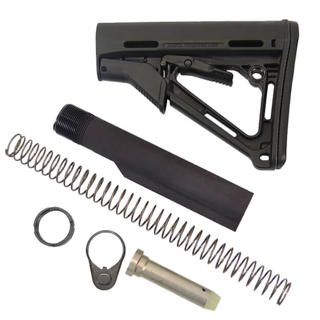 MAGPUL CTR Milspec Diameter Stock Kit - Black