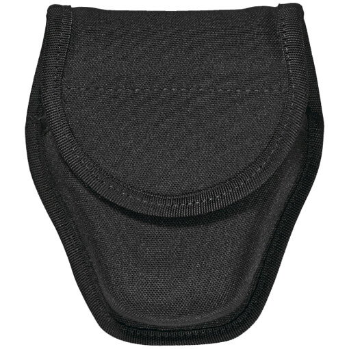 Bianchi Accumold 7300 Covered Handcuff Case w/ Hidden Snap - Size 1