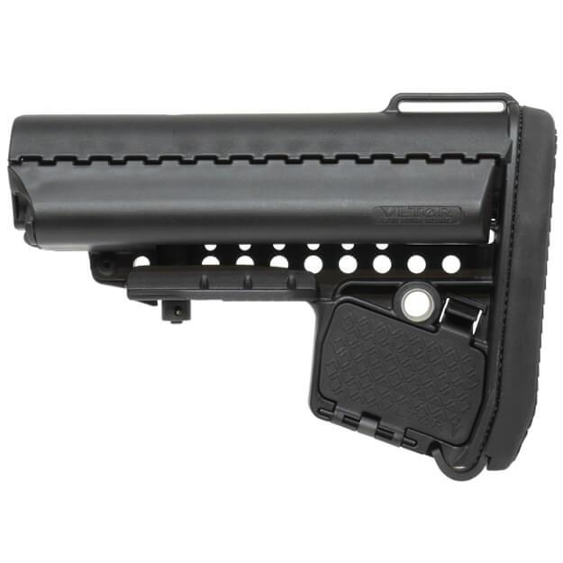 VLTOR Basic EMOD MilSpec Stock - Black