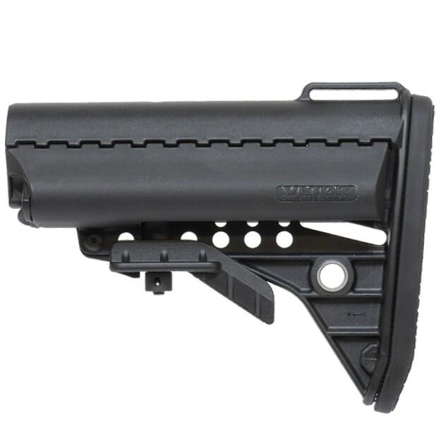 VLTOR Basic IMod Standard Milspec Stock - Black