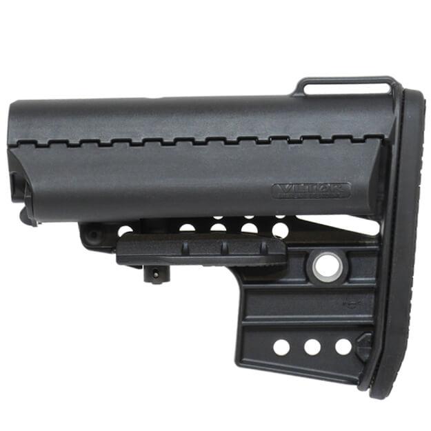 VLTOR Basic IMod Clubfoot Milspec Stock - Black