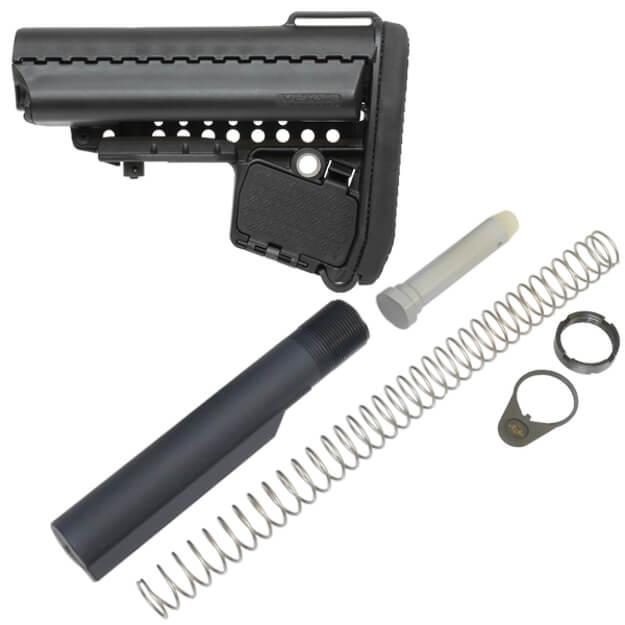 VLTOR EMOD A5 Combo Kit w/ Hardware - Black