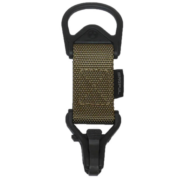 MAGPUL MS1 MS3 Single Point Paraclip Adapter - Coyote Brown