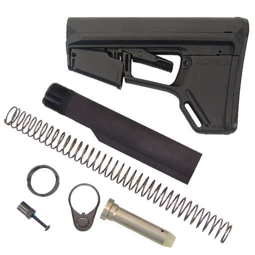 MAGPUL ACS-L Stock Kit Milspec Diameter - Black