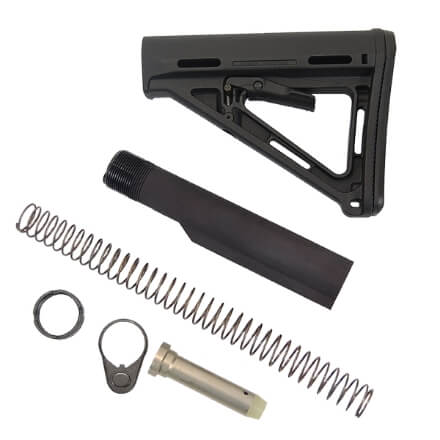 MAGPUL MOE Stock Kit Milspec - Black