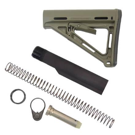 MAGPUL MOE Stock Kit Milspec - OD Green