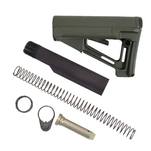 MAGPUL STR Stock Kit Milspec - Olive Drab Green