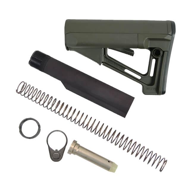 MAGPUL STR Stock Kit Milspec - Olive Drab Green